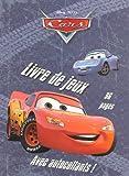 echange, troc Hemma - Cars : Livre de jeux avec autocollants !