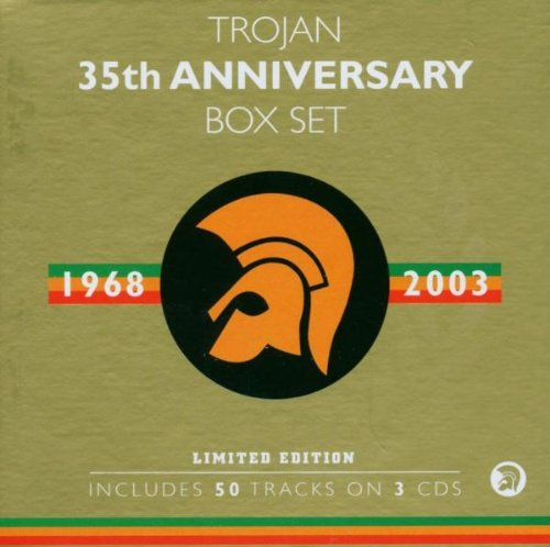 TROJAN 35TH ANNIVERSARY 3CD