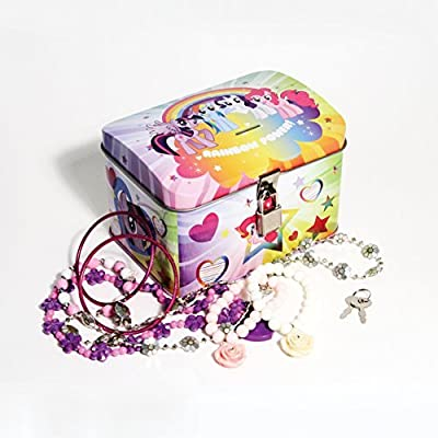 My Little Pony Girls Treasure Tin