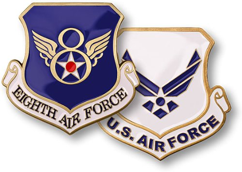 Eighth Air Force Challenge Coin (8th Air Force compare prices)