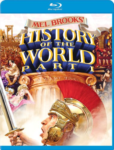 Cover art for  History of the World Part 1 [Blu-ray]