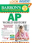 Barron's AP World History with CD-ROM...