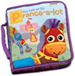 Lamaze Cloth Book, Tale of Sir Prance...