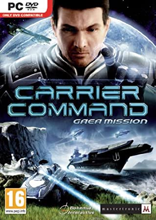 Carrier Command: Gaea Mission (PC DVD)