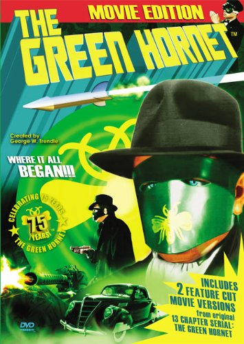 Cover art for  Green Hornet, The: Movie Edition