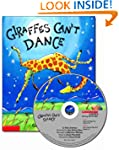 Giraffes Can't Dance: Book and CD