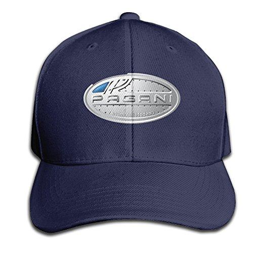 pagani-automobili-spaitaly-baseball-cap-boys-girls-snapback-flat-hat