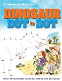 img - for Dinosaur Dot-to-Dot book / textbook / text book