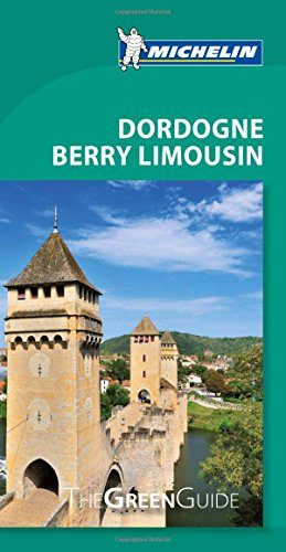 Dordogne, Berry, Limousin (English and French Edition)