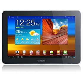 Samsung Galaxy Tab 10.1 Inch Wi-fi 32gb White