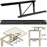 Woodtek 164228, Hardware, Table, Folding Table Hardware, Coffee Table Top Lift Mechanism-L+r