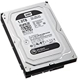 WD Black 1TB Performance Desktop Hard Drive: 3.5-inch, SATA 6 Gb/s, 7200 RPM, 64MB Cache WD1003FZEX