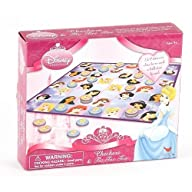 Disney Princess Checkers and Tic Tac…