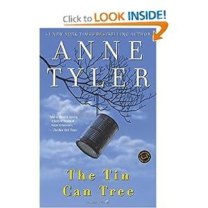 The Tin Can Tree: A Novel (1st Ballantine Books Trade Ed) Anne Tyler