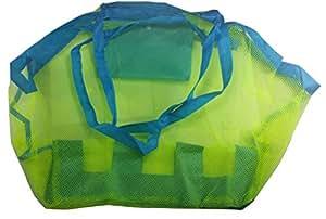 Amazon.com : SumDirect Extra Large Travel Sand Away Beach Mesh Bag ...