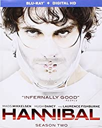 Hannibal: Season 2 [Blu-ray + Digital HD]
