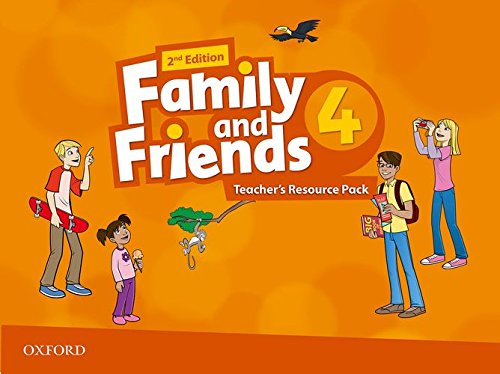 Family and Friends: Family & Friends 4: Teacher's Resourcep 2ª Edición (Family & Friends Second Edition)