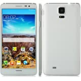 Star N9800 Smart Phone 5.7 Inch HD Screen MTK6592 Octa Core Android 4.2 3G GPS Air Gesture (White)