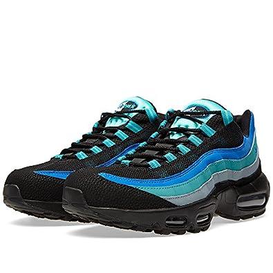 air max 95 black blue