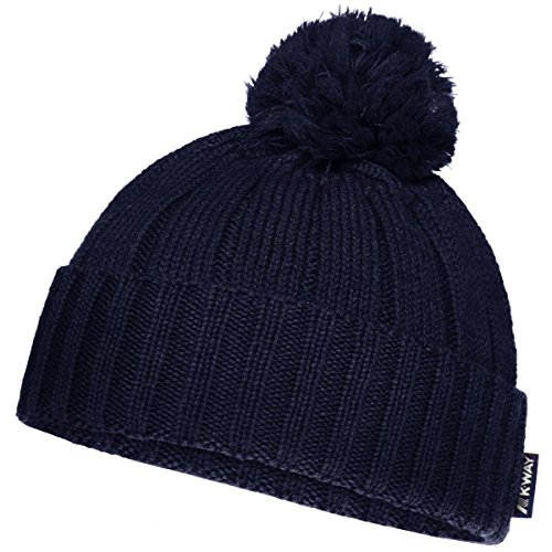 Cappellino - Chantal Wool Flag - Navy - 58