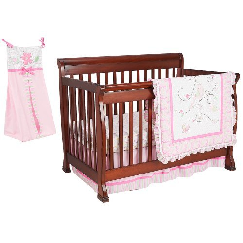 Koala Baby At First Flutter 4-Piece Crib Bedding Set - 1