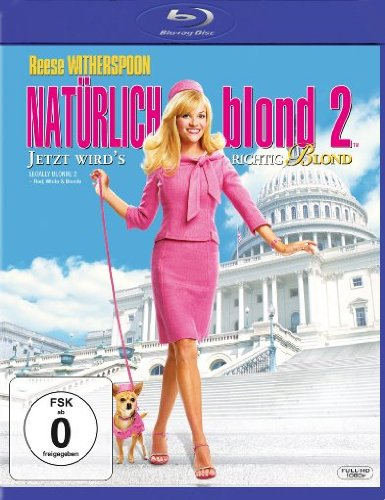 Natürlich blond! 2 [Blu-ray]