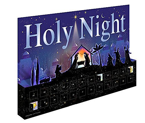 3D Holy Family: Advent Calendar