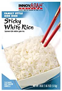 Innovasian Sticky Rice, 18 oz. (Frozen): Amazon.com