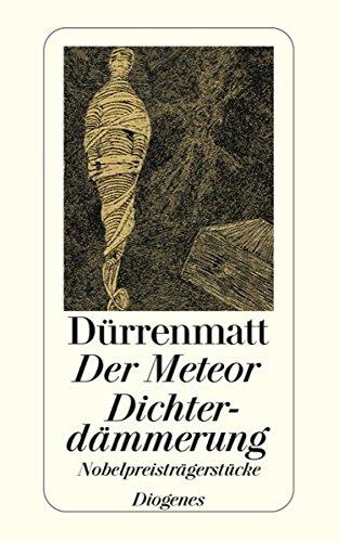 der-meteor-dichterdammerung-nobelpreistragerstucke-detebe