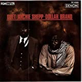 echange, troc Archie Shepp, Abdullah Ibrahim (Dollar Brand) - Duet