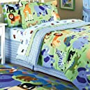 Olive Kids Wild Animals Comforter Twin