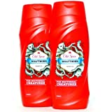 2er Pack Old Spice WOLFTHORN Wild Collection Shower
