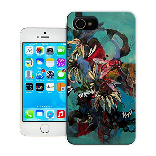 Unique Phone Case Graffiti Nature and technology merge in this mixed media painting by Shann Larsson 643x765 Hard Cover for 4.7 inches iPhone 6 cases-buythecase (Mixed Media Iphone 6 Case compare prices)