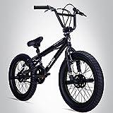 Bergsteiger Tokyo 20 Zoll BMX, Fatbike, 360° Rotor-System,...