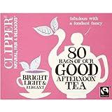 Fairtrade Good Afternoon Tea 80 Bag *Bulk Pack of 12*