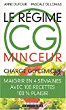 Le rgime CG minceur (Charge Glycmique)