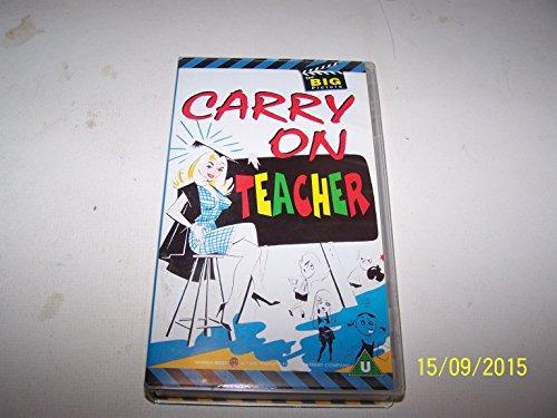 Carry on Teacher [VHS] [Import]