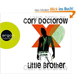 Cory doctorow little brother
