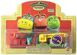 Chuggington Rescue Cars