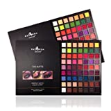 Italia Deluxe 63 Matte Color Eye Shadow Palette #2063