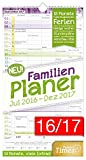 FamilienPlaner 2016/2017 Wand-