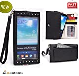 Alcatel One Touch Scribe X Phone Case Wristlet Women's Wallet with Bui... is coming