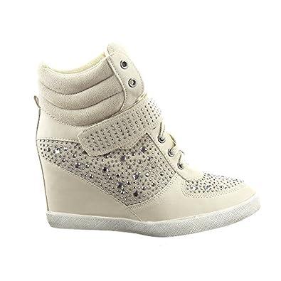 chaussures et sacs chaussures chaussures femme baskets mode. Black Bedroom Furniture Sets. Home Design Ideas