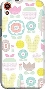 DailyObjects Bunny Case For HTC Desire 820