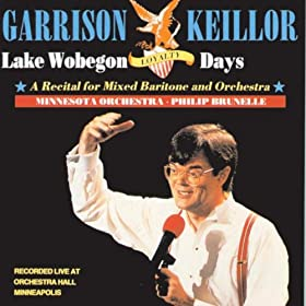 Garrison keillor monologue downloads