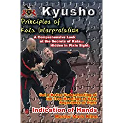 Principles of Kata Interpretation - Indications of Hands