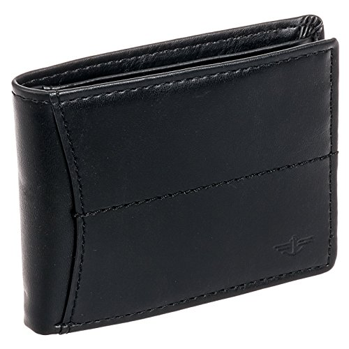 dockers-mens-leather-extra-capacity-slimfold-bifold-wallet