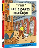 Les Adventures de Tintin, Vol. 8 - Les Cigares du Pharaon / Coke en Stock