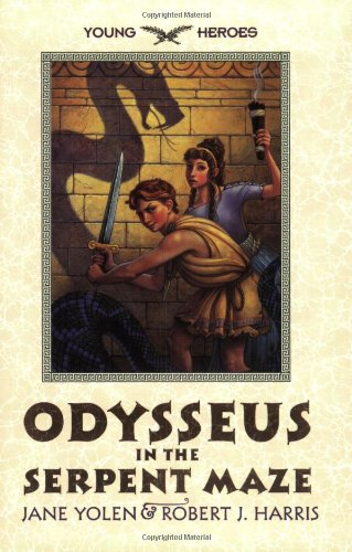 Odysseus in the Serpent Maze (Young Heroes (Harper Paperback)) PDF