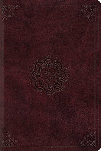 ESV Personal Reference Bible (TruTone, Mahogany, Emblem Design) PDF